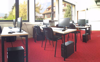 Open Space  9  postes Location bureau Mittelwihr 68630